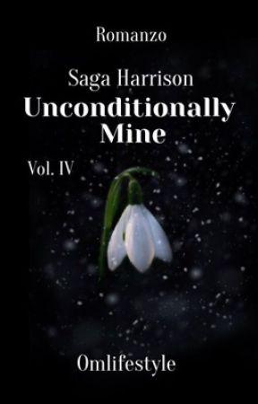 Unconditionally mine    Saga Harrison by omlifestyle