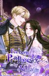 I've been Proposed to by a Villain  manhwa  cover