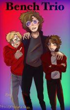 The Bench Trio by EliteShinobiKitsune
