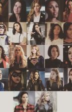 Arrowverse woman imagines  by Gaybish42