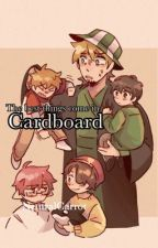 The best things come in Cardboard~ Sbi au by neutralcarrot