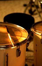 The ColUrs | Bench Trio AU (Band) by oakmybeloved