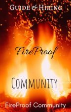 FireProof Community || Guide and Hiring by FireProofCommunity