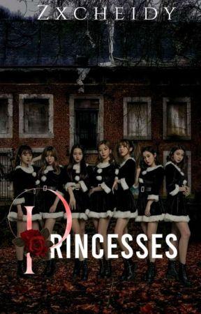 Princesses by Zxcheidy