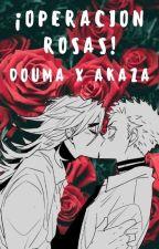 ¡Operación rosas! -Douma x Akaza- by Ign0r4dw45