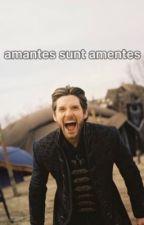 amantes sunt amentes || Ben Barnes by seriousslysirius