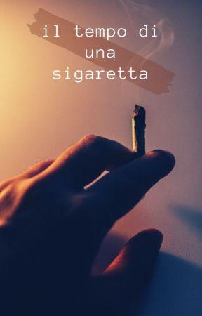 Il tempo di una sigaretta by Zelda_00