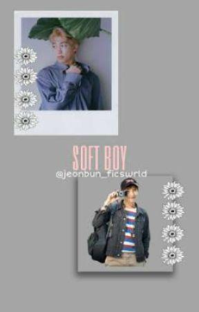 SOFT BOY ( namjoon ff )  by jeonbun_ficswrld