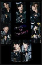 SHE ? | BTS 8th Member Story by Kookie_tae_joon