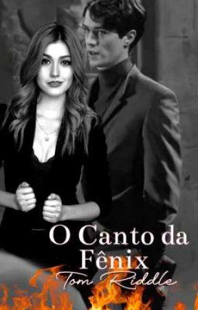O Canto da Fênix- Tom Riddle  by MiahBl4ck