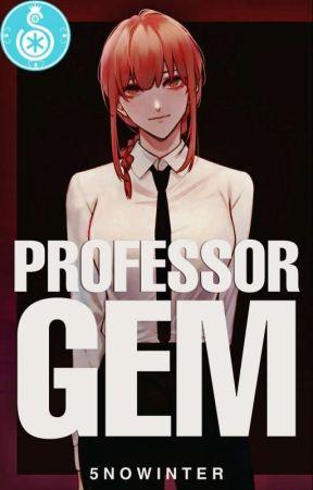 Professor Gem | On going by 5nowinter