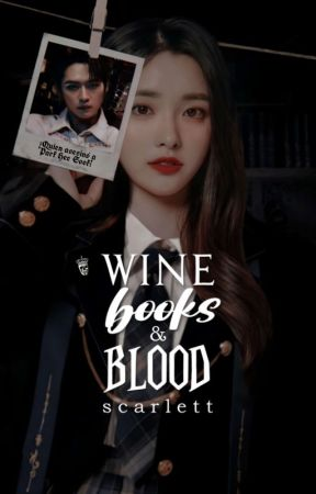 Wine, books and blood ; Lee Minho  by patheticmelody
