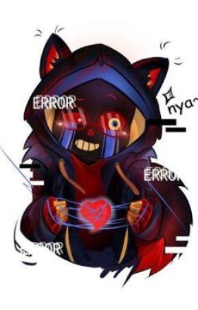 Error Sans Oneshots by Star123light456
