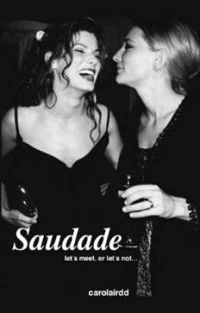 Saudade  by carolairdd
