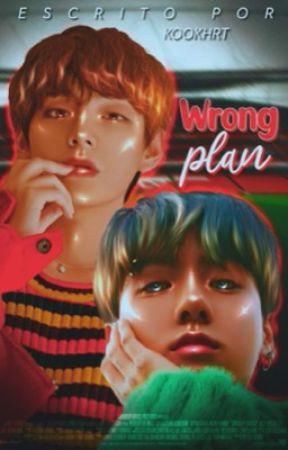 Wrong Plan ✗ KookV ↳Mpreg by kookhrt