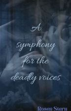 A symphony for the deadly voices - Dream SMP by 0RosenStern0