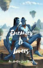 Enemies to Lovers (Tsu'tey x Jake - Avatar) by sunshineysoul