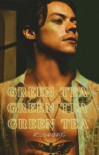 green tea | soft h.s  by dolanberrys
