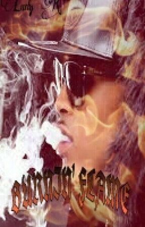 BURNIN' FLAME by LadyK30