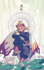 Icy Flames- Rengoku Kyojuro-Demon Slayer/ Kimetsu no Yaiba by MoonAura