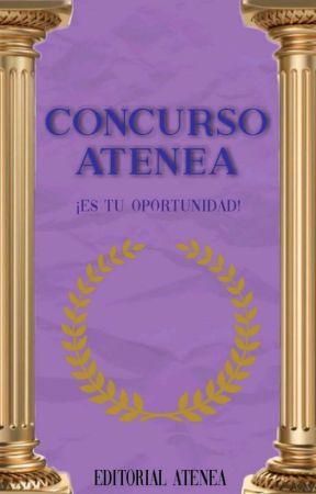 Concurso Atenea (Cerrado) by EdItOriAlatenea32