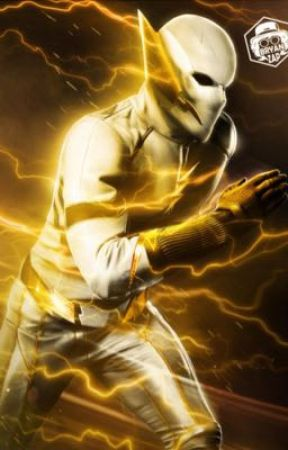 Barry Allen Becomes Godspeed by hq2019