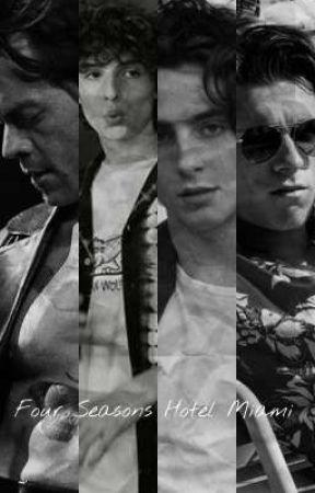 Férias - Harry Styles, Finn Wolfhard, Timothée Chalamet e Tom Holland (+18) by floumorr