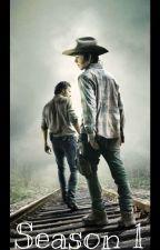 The Walking Dead Season 1 Rewrite by SaviSavvs