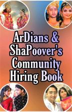 Ardians and Shapoovers Hiring Book by Ardi_ShapooCommunity