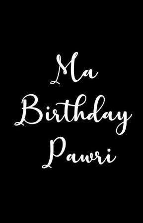 Ma Birthday Pawri by -sunghoonology-