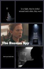 The Russian Spy (Natasha Romanoff) by MarvelousMarvel3000