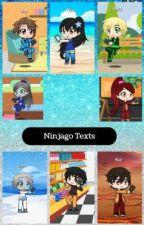 Ninjago Texts by Rainbowqueen117