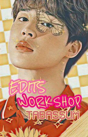✨🦋Tabassum's Edit Workshop 🦋✨ by lolayeta