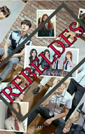 Rebeldes  by ChinaPark02