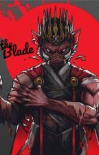 Izuku 'the blade' midoriya by CresentMoon69