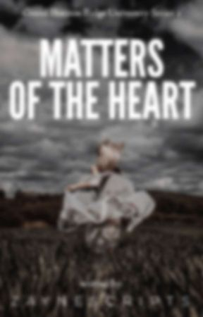 Matters of the Heart (GHRU Series) by zaynescripts