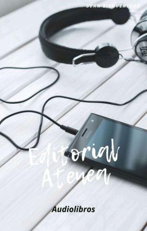 Audiolibros  by EdItOriAlatenea32