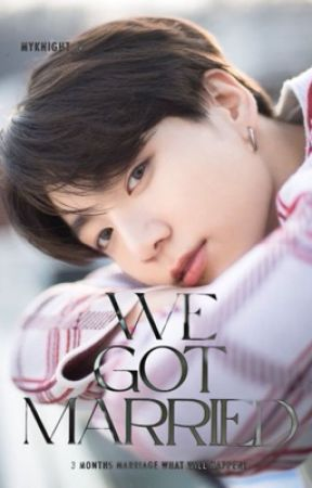 WE GOT MARRIED || JUNGKOOK FF by MyKnight_V