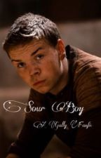 Sour Boy// GallyxReader by celesteisseggsy