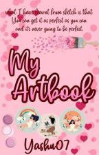 My Art Book ! by yashu07