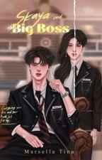 Skaya & the Big Boss oleh ShinyAlph