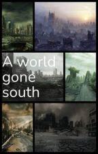 A world gone south (dream smp post-apocalyptic au) by Coshmu