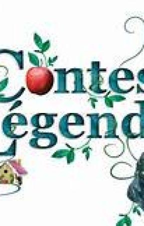 Contes et légendes by Santaleila