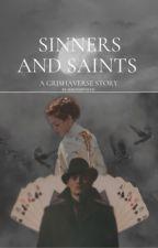 Sinners and Saints • Kaz Brekker  by serendipoetic