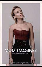 Mom imagines•Scarlett Johansson  by 1-800-justmarvel