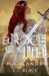 El roce de tu piel (Highland I) cover