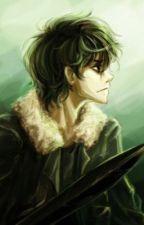 Nico di Angelo Attends Hogwarts by Killua_h
