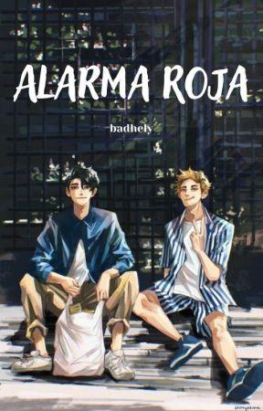 Alarma Roja ⭞ Sakuatsu   Haikyuu by badheIy