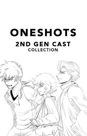 2nd Gen Cast   OneShots by MayDayVoice