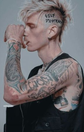 MGK IMAGINES by somasourchi